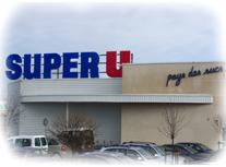 Partenaire Super U : Accès au site web