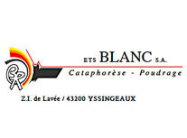 Partenaire ets Blanc s.a : Accès au site web