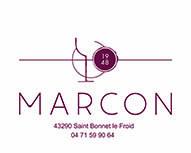 Partenaire Cave Marcon : Accès au site web