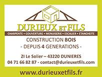 Partenaire Durieux et fils : Accès au site web