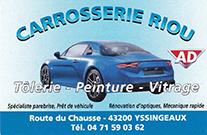 Partenaire Carrosserie Riou : Accès au site web