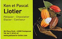 Partenaire patisserie-liotier : Accès au site web