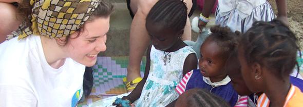 Tous unis pour le Sénégal - devenir jeune solidaire
