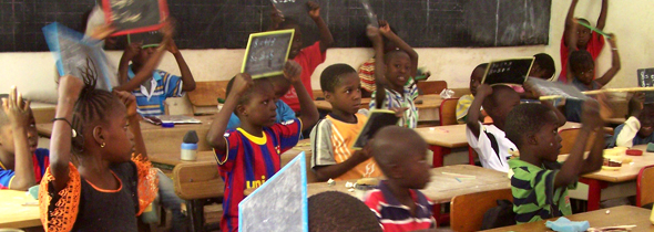 Tous unis pour le Sénégal - particuliers